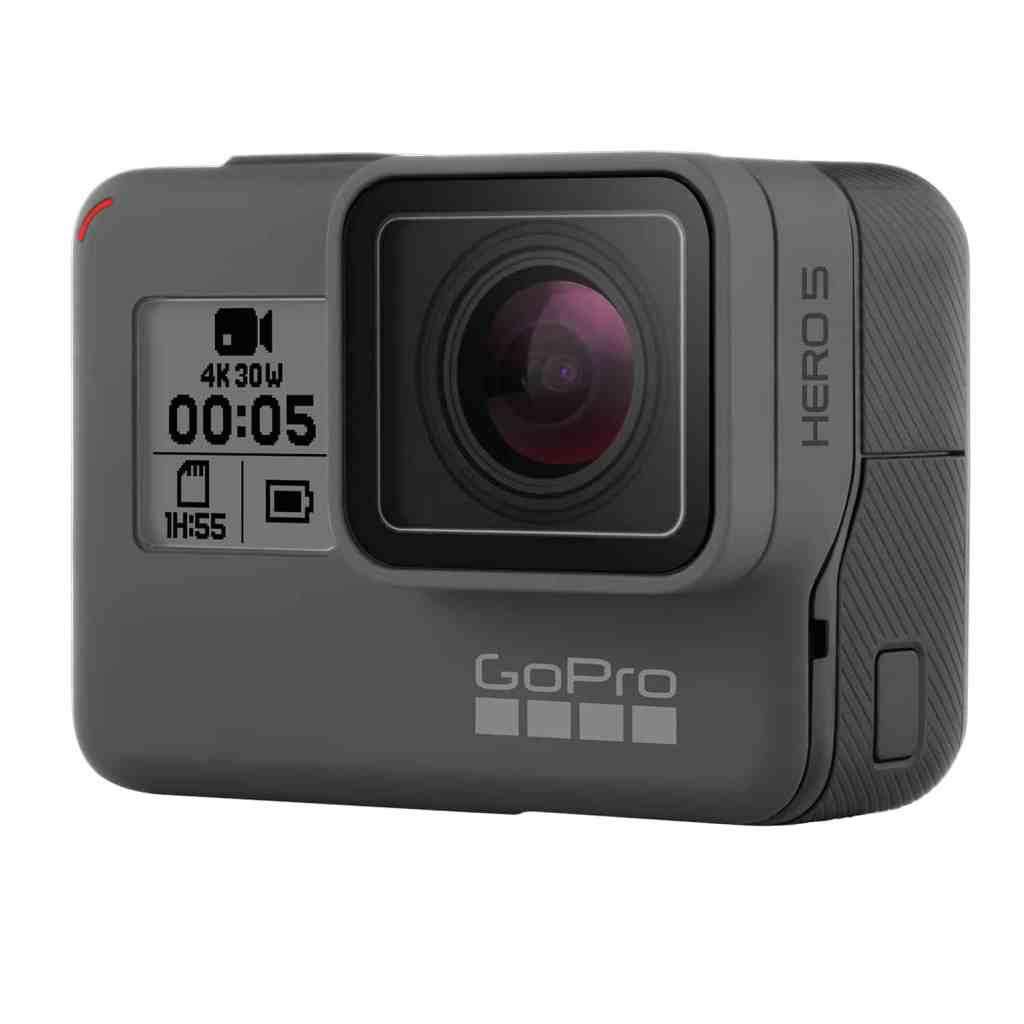 GoPro HERO5: todo lo que necesitas saber sobre las nuevas GoPro HERO5 Black y HERO5 Session