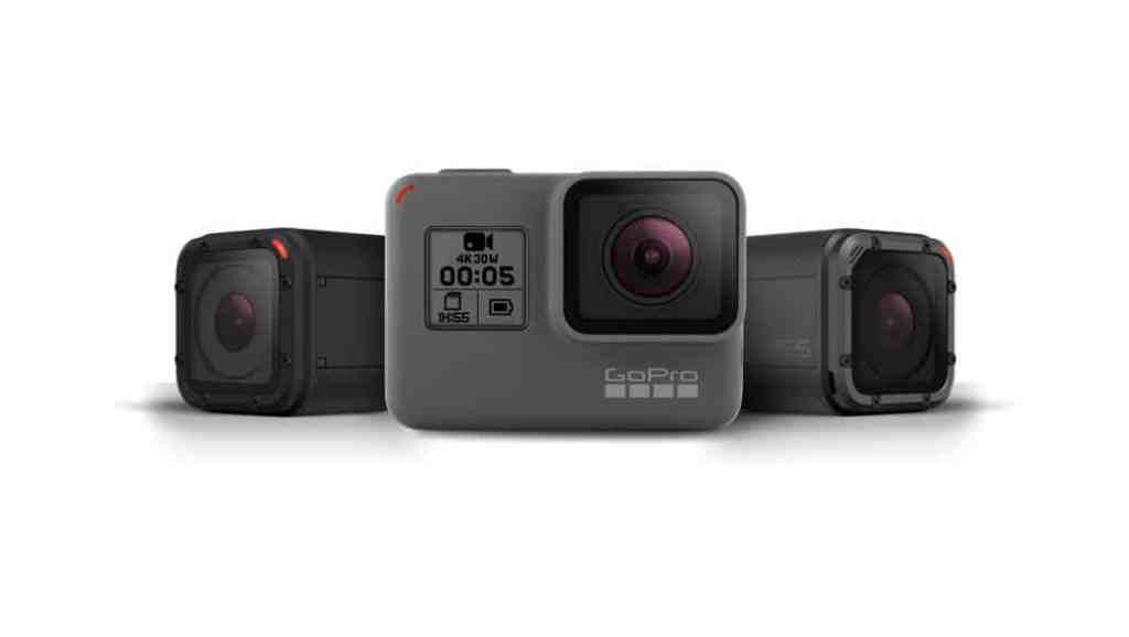 GoPro Hero 5 Black vs GoPro Hero 5 Session: comparativa cámaras de acción