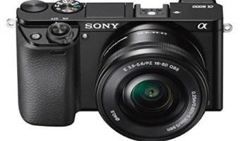 Sony A6000 camara evil