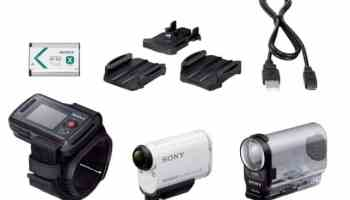 Sony Action Cam HDR-AS200VR