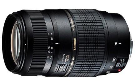 Objetivo Tamron A17NII para Nikon