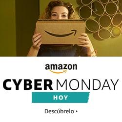 Amazon España – Descuentos Cyber Monday: 28 de Noviembre de 2016
