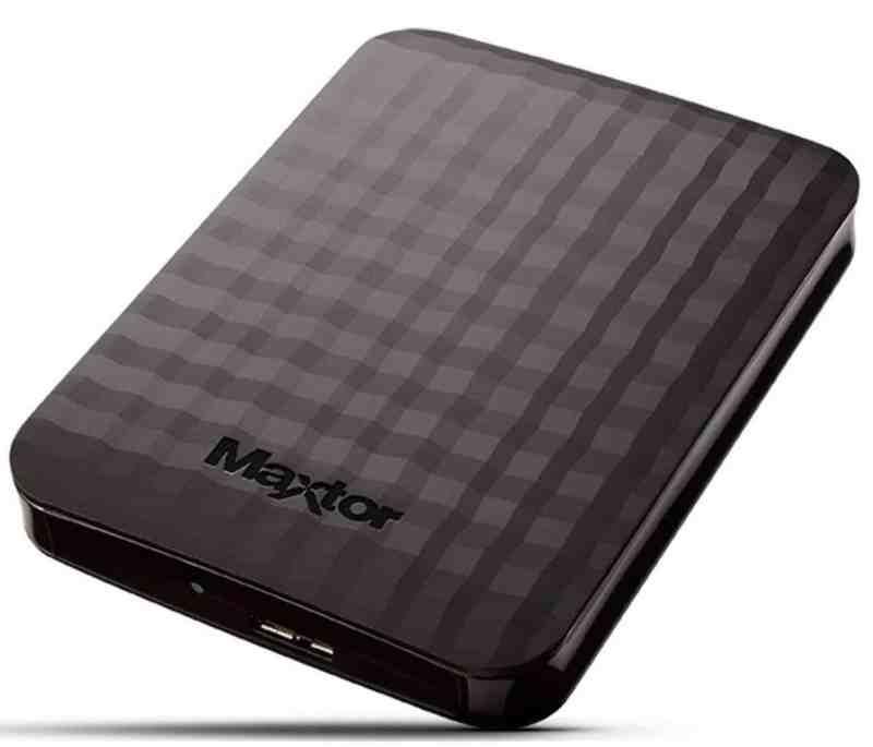 Maxtor STSHX-M101TCBM - Disco duro externo de 1 TB