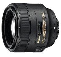 Nikon AF-S 85mm F1.8 G