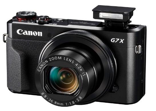 ¡Bajada de precio! Canon PowerShot G7 X Mark II por menos de 600 euros