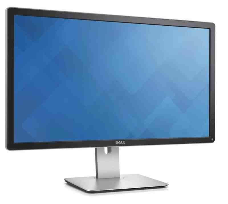 El mejor monitor para edición y retoque fotográfico en 2017 por menos de 1000 euros:Dell P2715Q