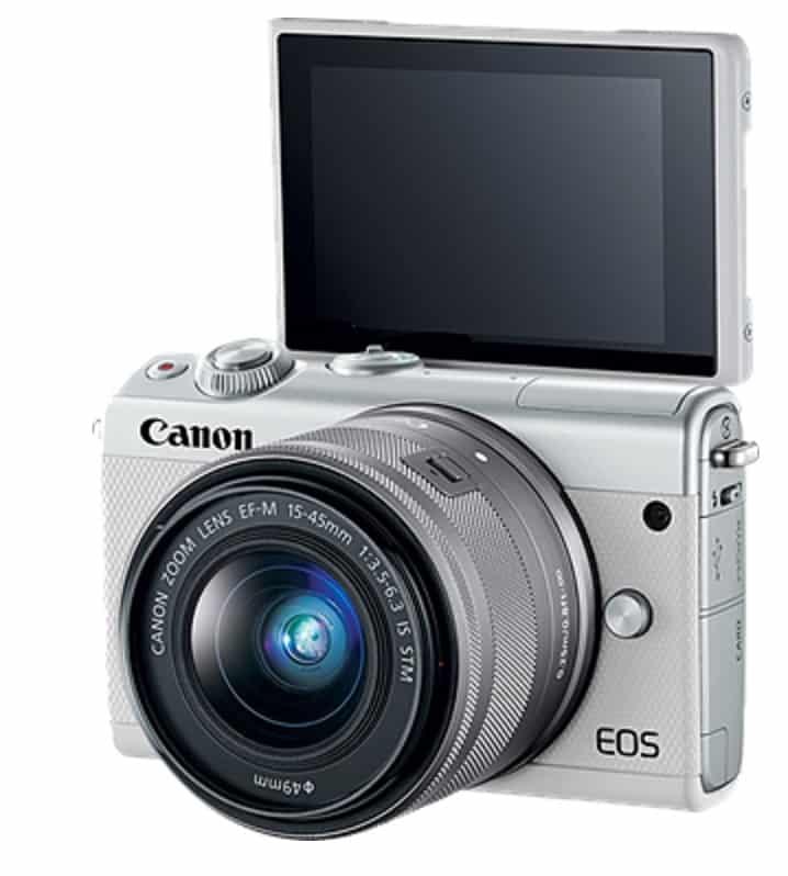 Canon EOS M100, la nueva cámara sin espejo de Canon