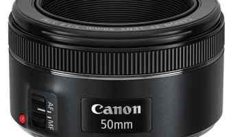 ObjetivoCanon EF 50mm f/1.8 STM - La mejor opción por calidad precio