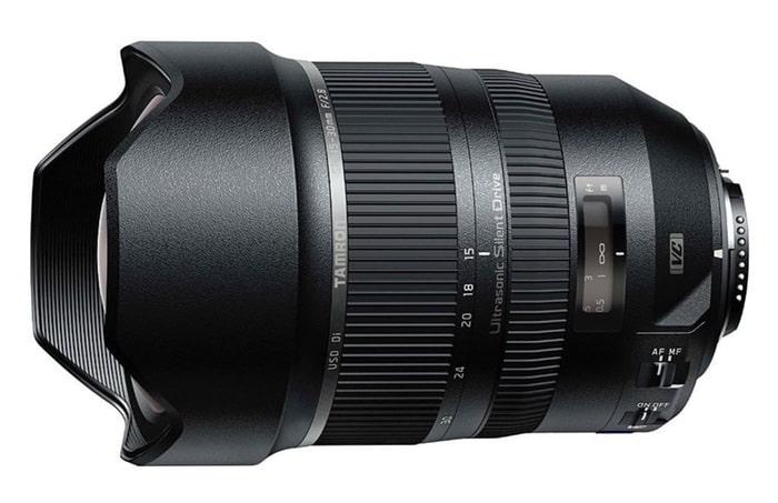 Tamron A012N - Objetivo para Nikon (distancia focal 15-30 mm, apertura f/2.8), negro