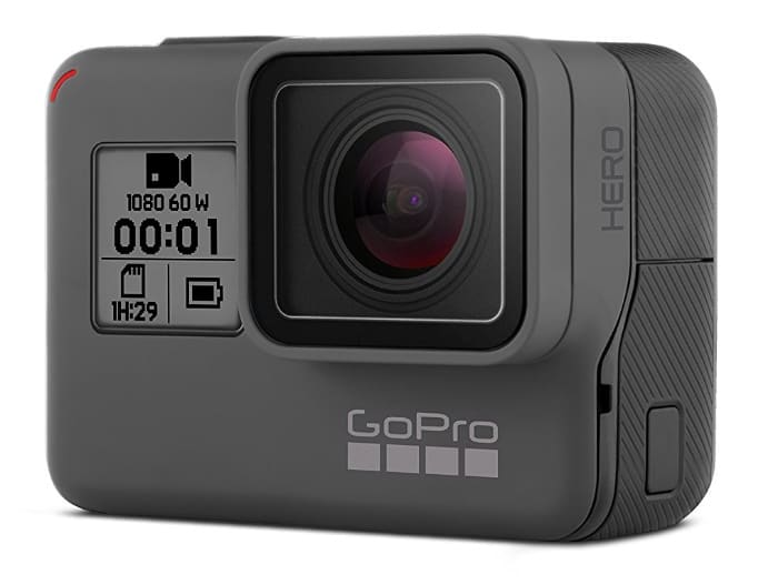 Modelos de GoPro de la generación del 2018: GoPro HERO