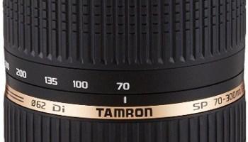Tamron SP 70-300mm f/4-5.6 Di VC USD