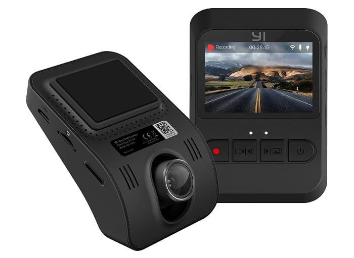 videocamara para coche 1080p de YI