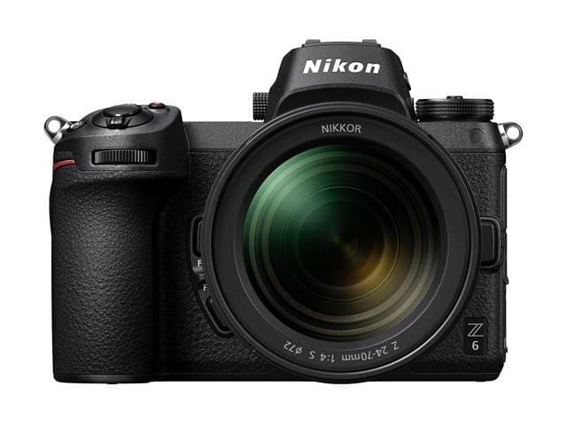 Cámaras de Nikon CSC (EVIL): Z6