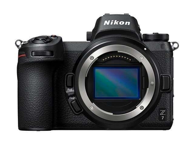 Cámaras de Nikon CSC (EVIL): Z7