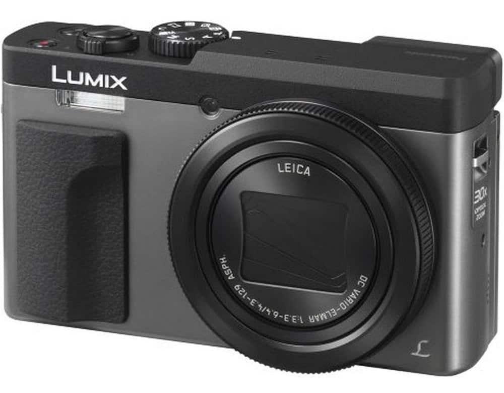 Panasonic DC-TZ90EG-S Lumix - Cámara Compacta Digital de 20.3 MP