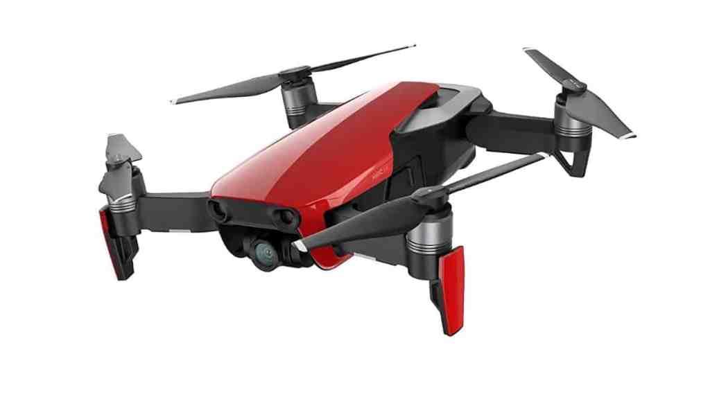 DJI Mavic Air: dron con camara