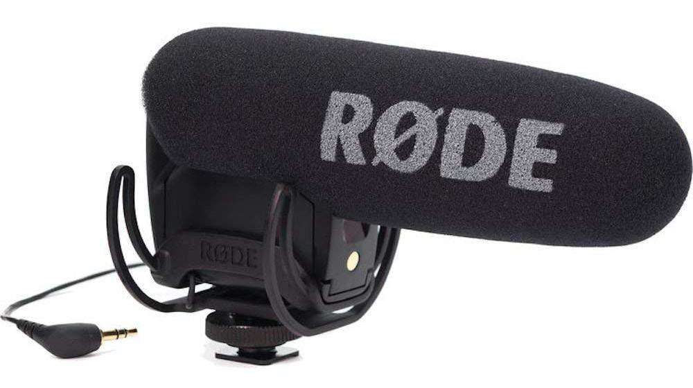 Rode VideoMic Pro R
