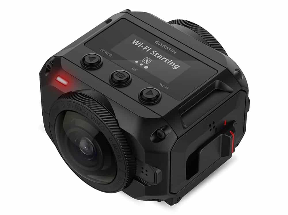 Garmin VIRB 360: cámara 360 de acción