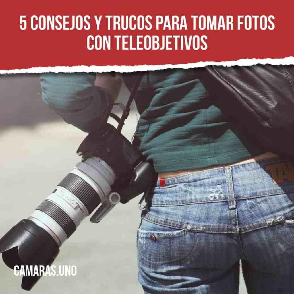 5 consejos y trucos para tomar fotos con teleobjetivos