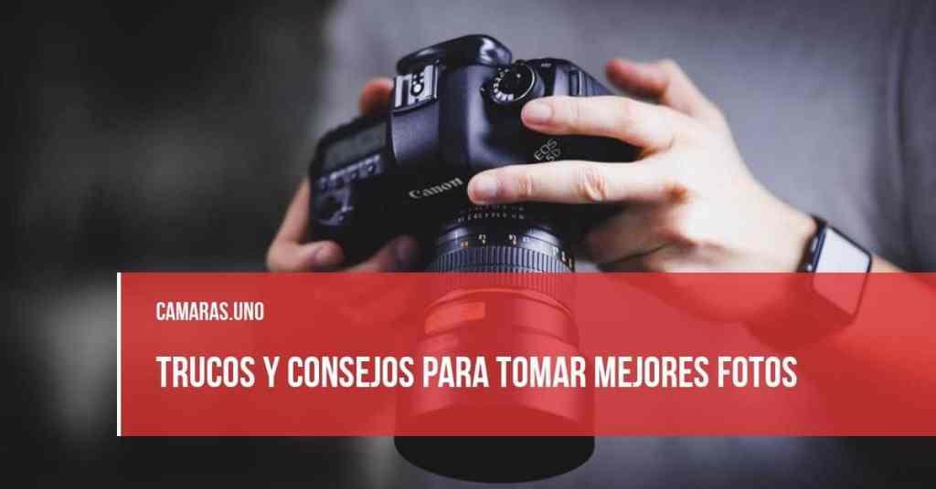 Trucos y consejos para tomar mejores fotos y ser más efectivo como fotógrafo