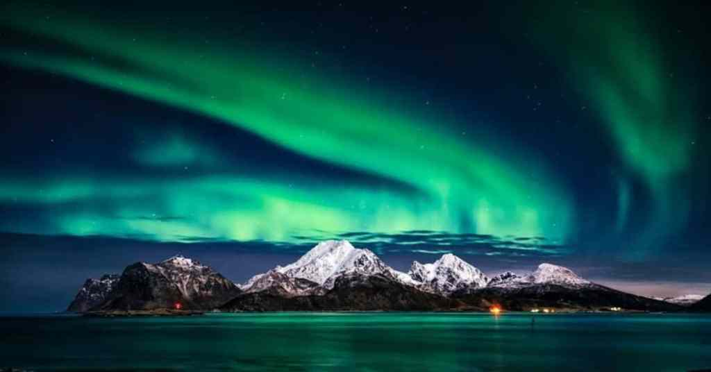 Consejos para poder ver Auroras boreales