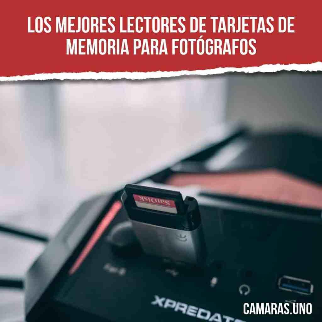Los 7 mejores lectores de tarjetas de memoria (SD, CF, micro SD, MS) para fotógrafos