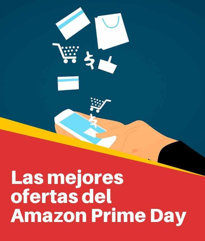 Las mejores rebajas y ofertas en fotografía en el Prime Day 2019 de Amazon España