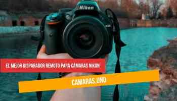 El mejor disparador remoto para cámaras Nikon