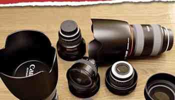 ¿Cuáles son los mejores objetivos que puedes regalar estas fiestas de navidad para cámaras Nikon, Sony, Canon y Fujifilm?