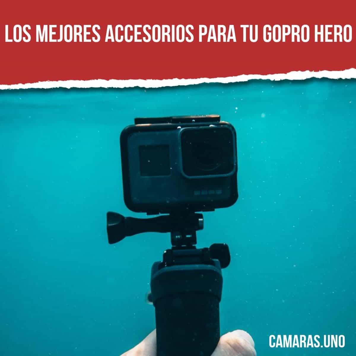 Los mejores accesorios para tu GoPro HERO