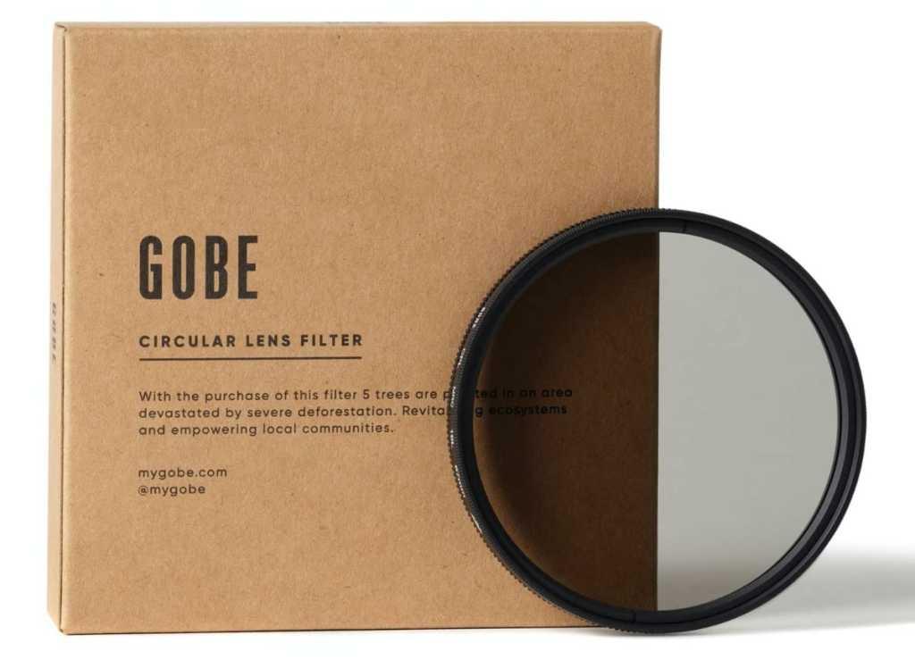 Gobe - Filtro Polarizado Circular (CPL)