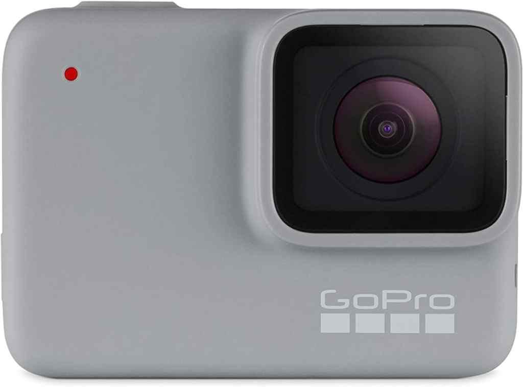 GoPro HERO7 White - Cámara de acción digital sumergible con pantalla táctil