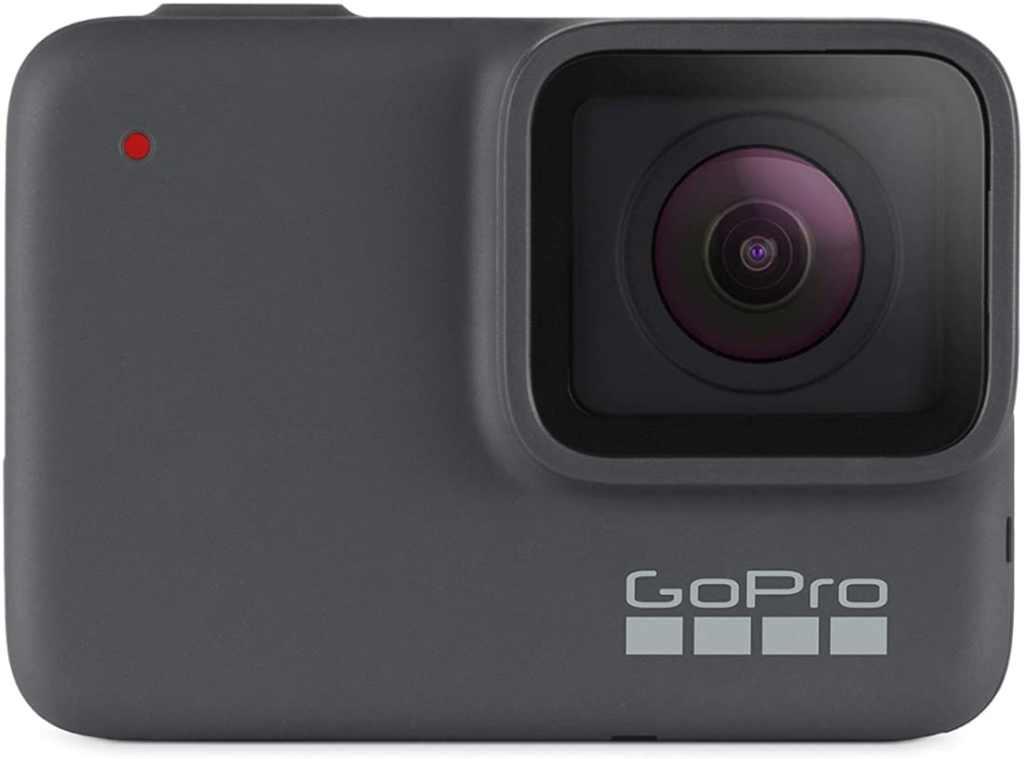GoPro Hero7 Silver - Cámara de Acción, Sumergible hasta 10m