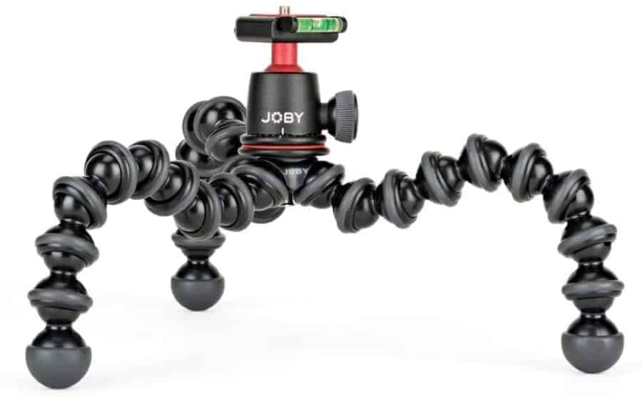 JOBY JB01507 GorillaPod Kit 3K - Trípode Flexible