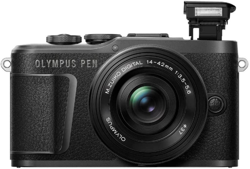 Olympus E-PL10 - Cámara EVIL de 10MP