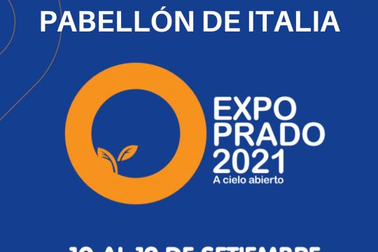 Italia en la Expo Prado 2021