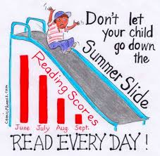 Summer slump and how to avoid it!