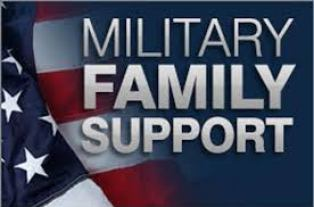 Image result for military family support