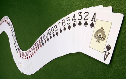 トランプカードの数え方