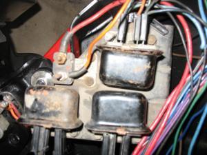 67 RS External to Internal Regulator Alt Swap  Camaro