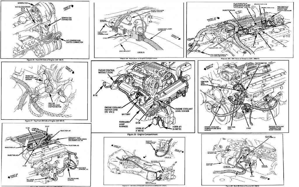 1996 Camaro . Do I Need To Drop The Motor