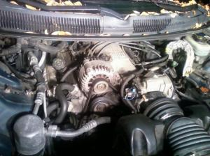 CamaroFirebird 3800 Engine bay  Camaro Forums  Chevy