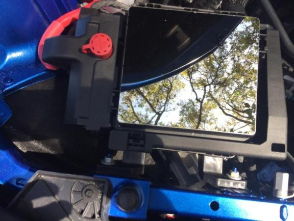 2016 – 2021 6th Gen V6 Camaro Fuse Box Cover Plate
