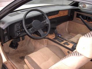 3rd Gen Camaro 83 The Chevrolet Camaro