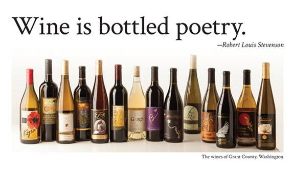 Wines of Grant County Washington