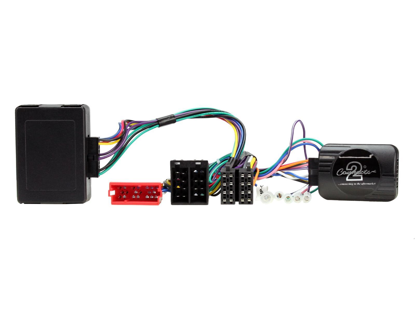 Honda CR-V Mk.2 01-06 ISO Adaptor Lead Wiring Car Radio Harness Connector
