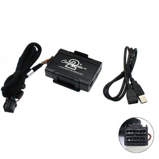 Car Audio USB Aux Interfaces
