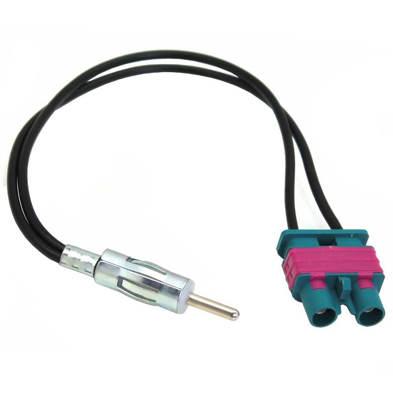 CT27AA68 For Nissan Skyline 94-99 Car Stereo Radio Aerial Antenna /& ISO Lead Kit