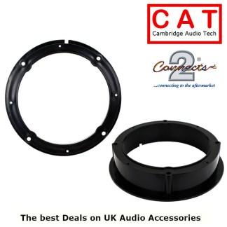 Car Speaker Adaptor Rings