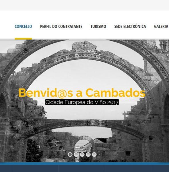 PUBLICIDADE DO SERVIZO DE CONTRATACIÓN – PÁXINA WEB